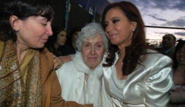 #FuerzaCristina: El apoyo a la ex presidenta por la muerte Ofelia Wilhelm