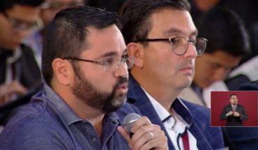Garyshaw presents case Chapman López Obrador