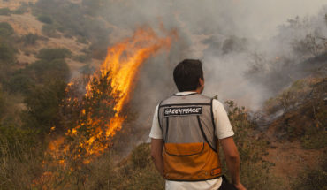 Government decides not to renew State of emergency in the area affected by fire