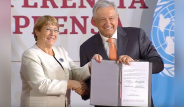 Government of Mexico and the UN sign agreement on human rights for the creation of the National Guard