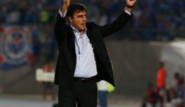 """Gustavo Quinteros: """"Los jugadores están haciendo un trabajo enorme"""""""