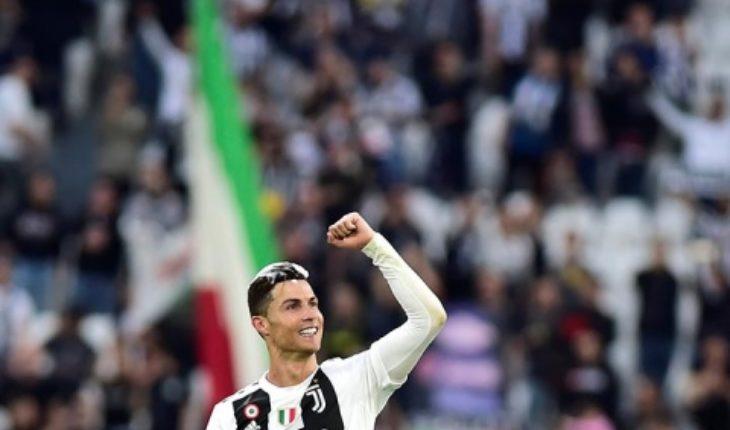 'I'm 1000 percent with Juventus': CR7