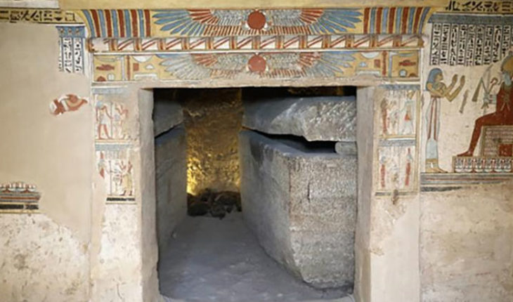 In Egypt, discover a tomb with cats and mice mummified
