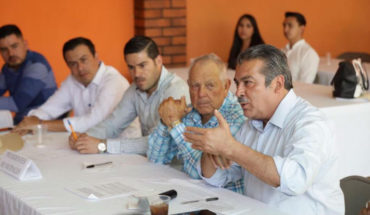 "It launches city of Morelia, ""Neighborhood with heart"" programme"