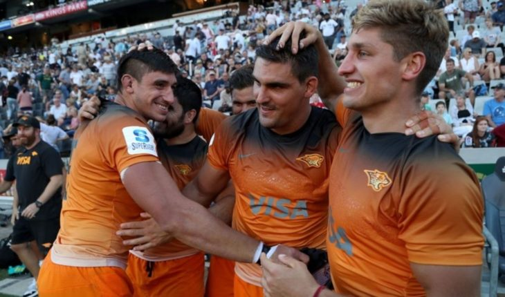 Jaguars and other historic triumph in South Africa: 51-17 before Sharks