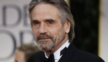 Jeremy Irons and the brexit: there is a second referendum, and if it comes out 'yes' I'm going to Ireland