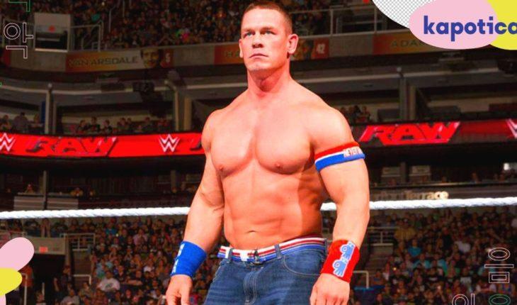 John Cena wrestler declared himself a fan of k-pop