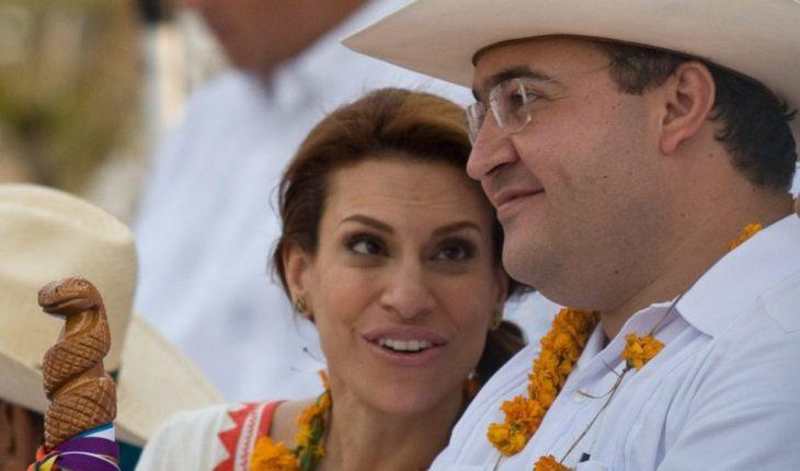 Judge pound arrest warrant against Javier Duarte sister-in-law