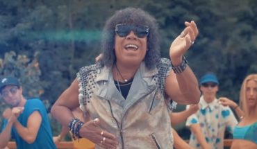 """La Mona Jiménez were encouraged to reggaeton with """"Mine mama Ay"""""""