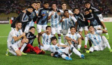 La Selección Argentina Sub 17 perdió por goleada ante Ecuador pero gritó campeón en el Sudamericano