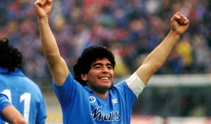 La historia de Diego Maradona llega al cine en el Festival de Cannes