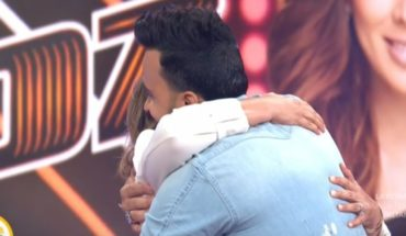 Luis Fonsi talks about his encounter with his former Adamari López (Video)