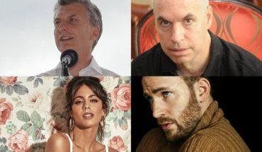 "Macri, Larreta, Chris Evans, Tini, and more: the fury of the ""to thread"" on Twitter"