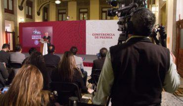 Malinterpretaron el mensaje sobre la prensa, no fue amenaza: AMLO