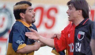 "Maradona said goodbye to Toresani: ""Thought to bring it as my second"""