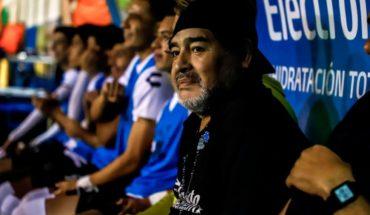 Maradona threatens to leave Golden on alleged errors arbitration