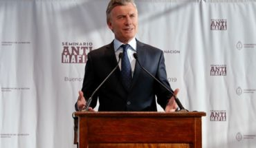 """Marcos Peña supports the re-election of Macri: """"There never was a plan B"""""""