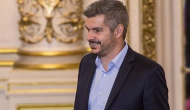 """Marcos Peña: """"the decision of the Vice President is President"""""""