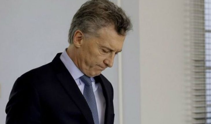 """Mauricio Macri: """"this is the way to defeat inflation"""""""