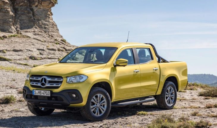 """Mercedes-Benz cancel the manufacture of a pickup in the country for """"high costs"""","""