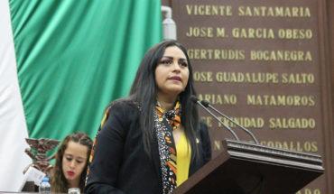 Michoacan may grow to federalize education system: Araceli Saucedo