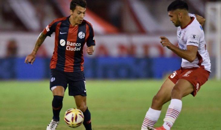 Monetti se vistió de héroe y San Lorenzo eliminó a Huracán en los penales