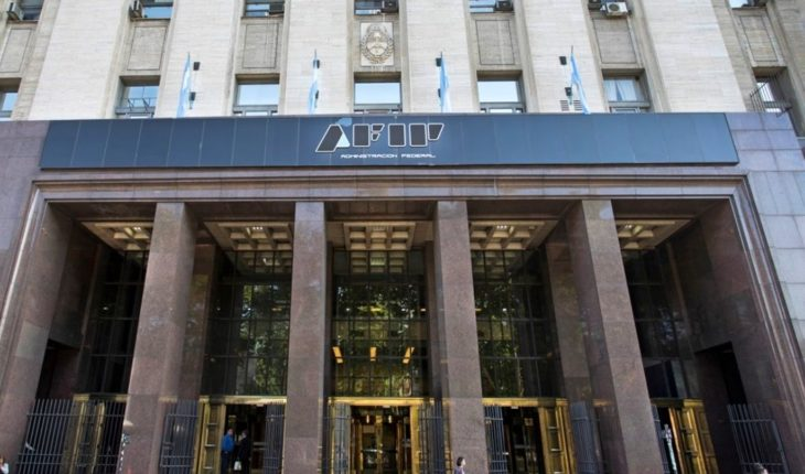 Money laundering: AFIP detected 400 million dollars without declaring