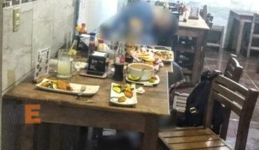 Mueren tres personas en ataque a balazos en un restaurante de Cuitzeo, Michoacán