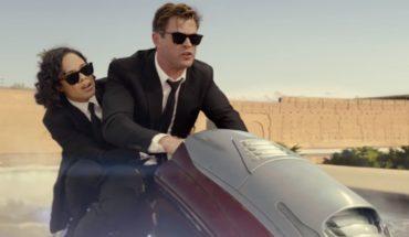 """Neeson, Hemsworth and Thompson: new trailer for """"Men in Black: International"""""""