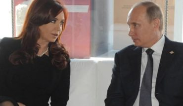 New revelations of Cristina Kirchner in his book: the gift of Putin