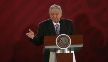 No queremos que empresas como Odebrecht actúen en México, vamos a ser muy cuidadosos: AMLO