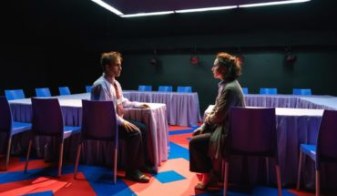 "Obra ""Tu amarás"" en Teatro Sidarte"