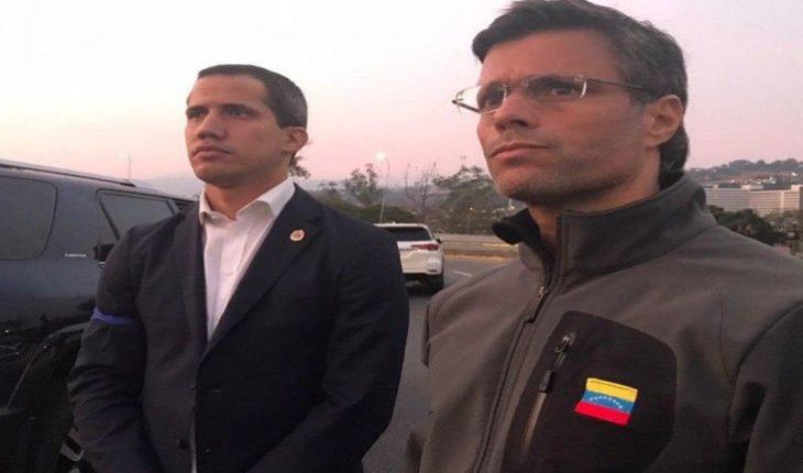 """Operation freedom"": the new failed bid of Juan Guaidó to unseat Nicolas Maduro"
