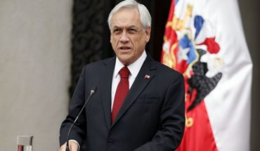 """Piñera out WhatsApp messages in defense of Chadwick: """"He replied with crystal clarity that situation"""""""