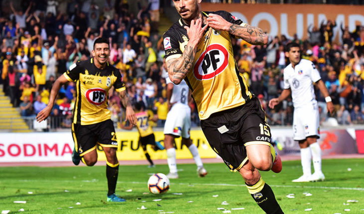 Pinilla scored: Coquimbo United became strong at home after beating Colo Colo