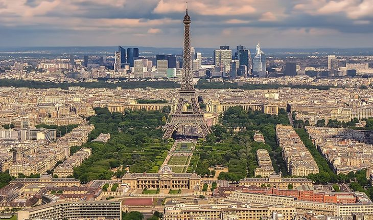 Profesor de la Universidad de Chile encabeza proyecto para embellecer París