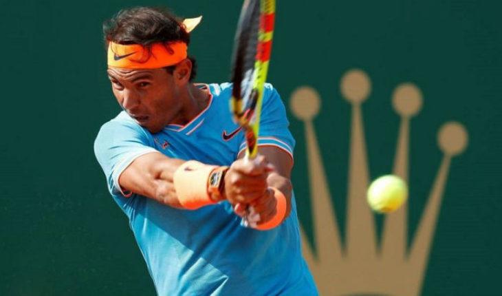 Rafa Nadal avanza a semifinales del Masters 1000 de Montecarlo