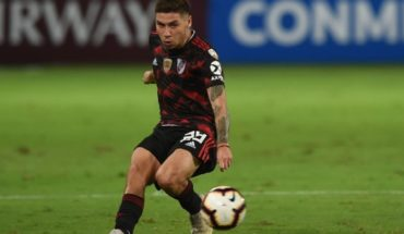 River rose a 0-2 and takes a draw in Porto Alegre