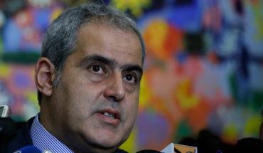 """Sabas Chahuán considera que nominación de Guzmán como secretario del Senado fue """"poco prudente"""""""