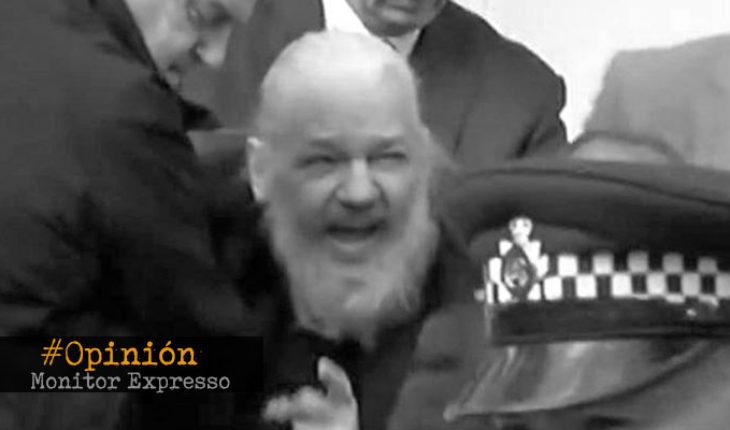 Algunas reflexiones desde el derecho comparado sobre el caso Assange- La Opinión de Teresa Da Cunha Lopes