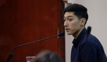 """Son of Nibaldo Villegas tells the treatment of Johanna Hernández had with the teacher: """"I saw how she insulted him and beat"""""""