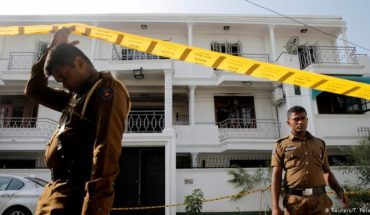 Sri Lanka reduced to 253 the number of fatalities by attacks