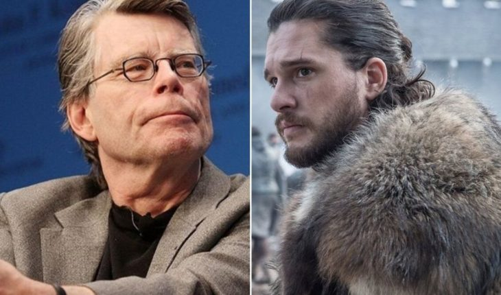 """Stephen King spoke about the last chapter of """"Game of Thrones"""""""