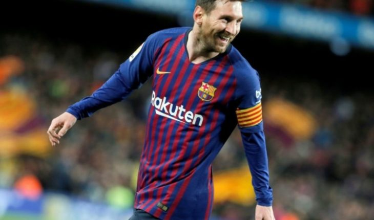Suarez and Messi win over Atletico and give the League the Barcelona