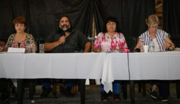 Suteba conditioned the signing of the wage agreement with the Government of Vidal