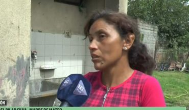 """Talked MOM Tucumán Nene: """"If we were poor, now we are miserable"""""""