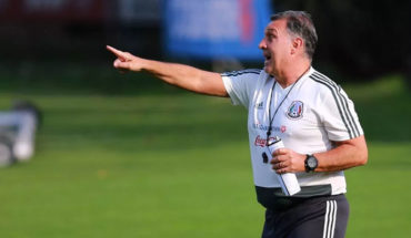 """""""Tata Martino can make a great Mexican team, what he chooses to follow leaders"""": Diego Maradona"""