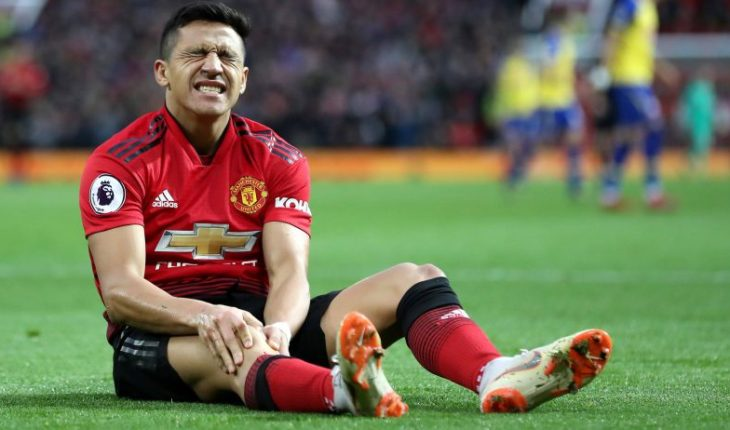 The United without Alexis Alexis Sánchez exceeded by way of the criminal to the West Ham of Pellegrini