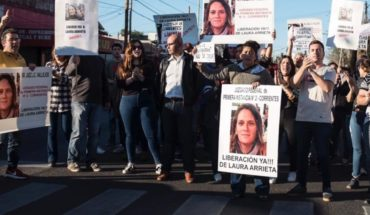 The case of Laura Arrieta: innocent, was imprisoned for a year for a cause narco