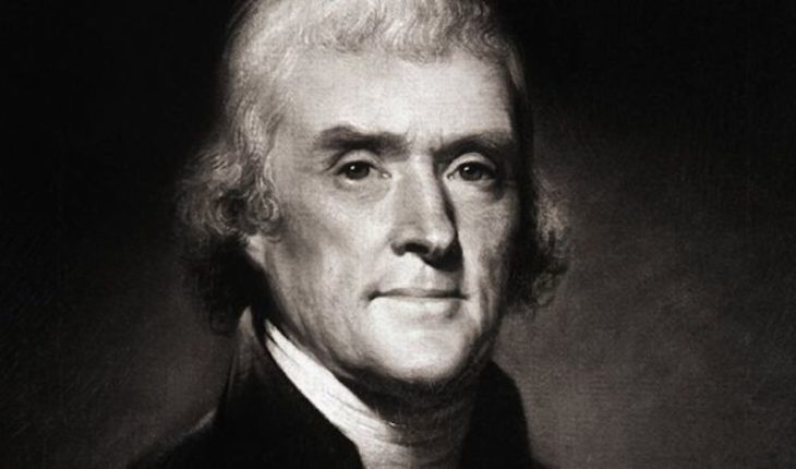 The chromosome which revealed the secret sons of Thomas Jefferson